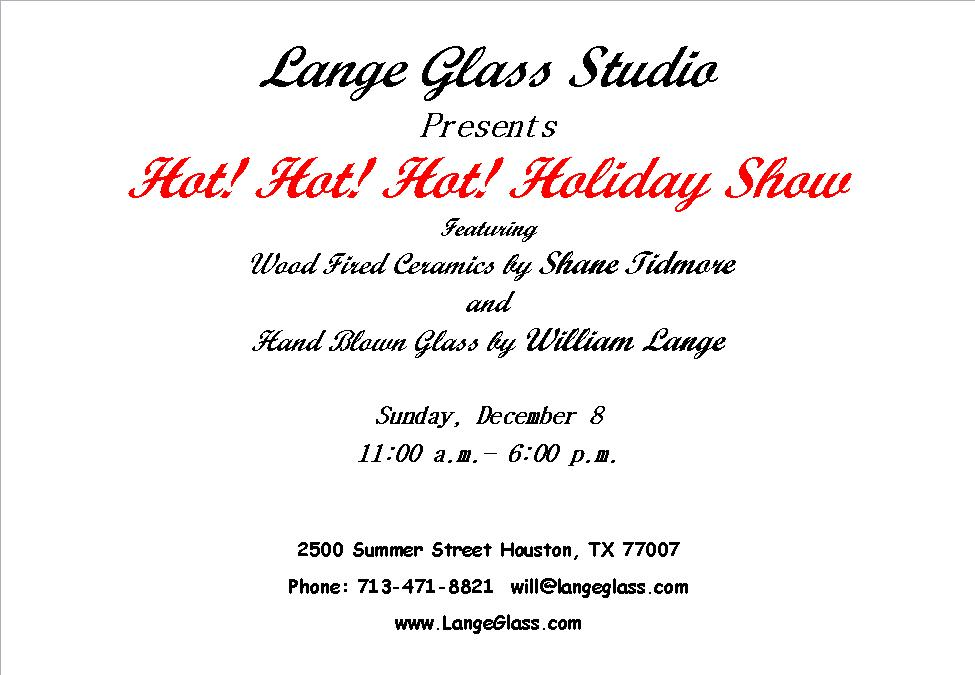 HOT holiday show